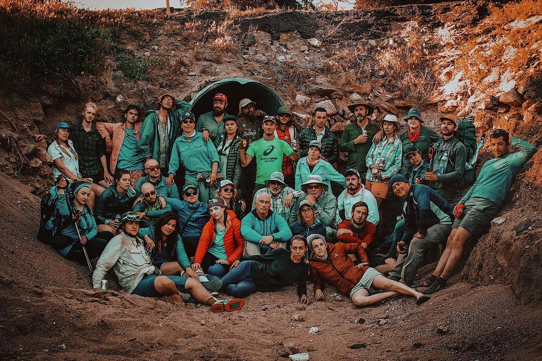 PCT Class 2019 by @twerkinthed at Instagramirt