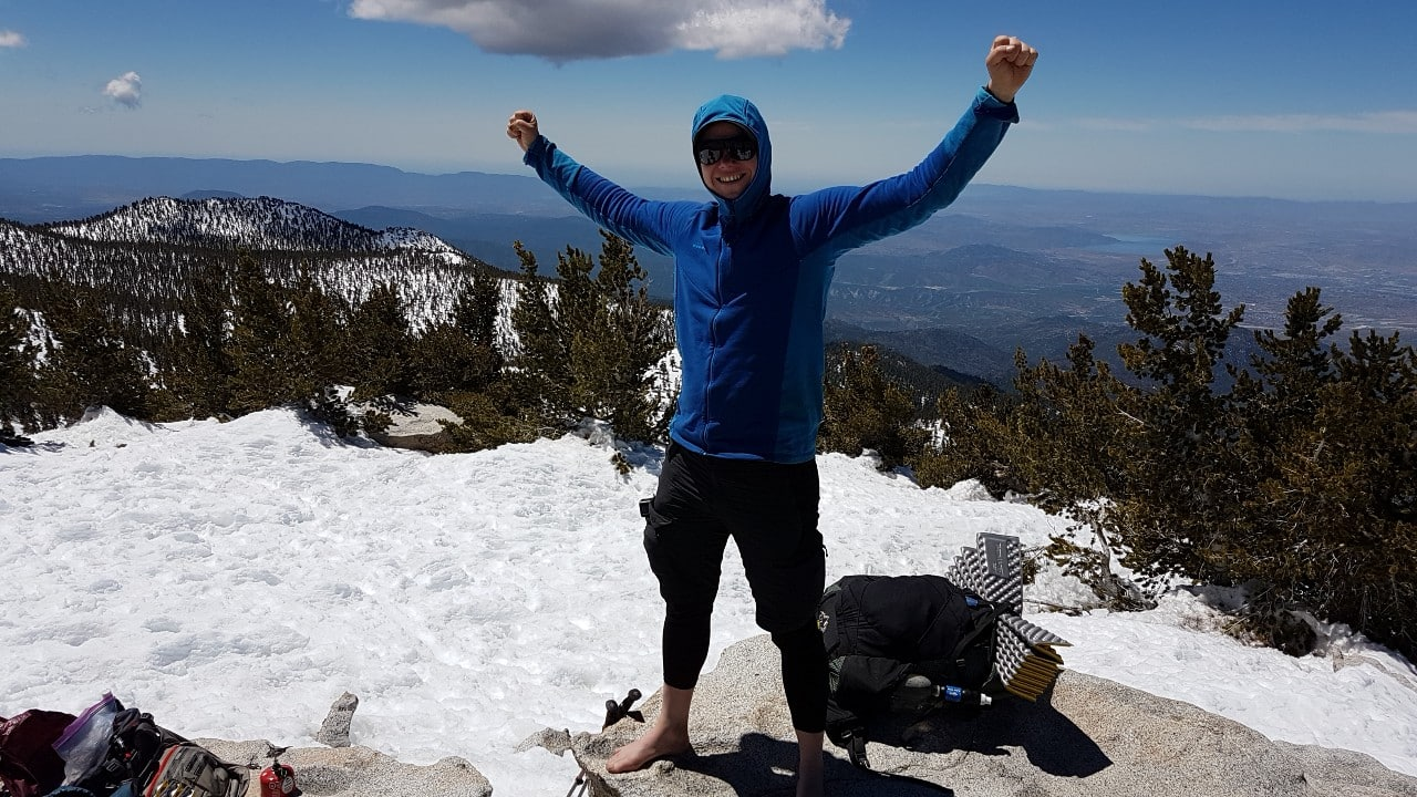 Summit of San Jacinto
