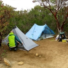 PCT Day 1 - the first campsite