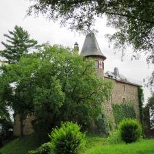 Rheinsteig Stage 3 - Ockenfels Castle