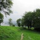 Rheinsteig Stage 3 - Shortly before Ockenfels
