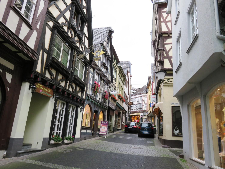 Rheinsteig Stage 4 - Old Town Linz am Rhein