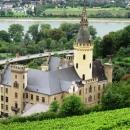 Rheinsteig Stage 4 -Arenfels Castle