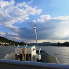 Rheinsteig Stage 7 -  Ferry Trip to Koblenz
