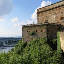 Rheinsteig Stage 7 -  Ehrenbreitstein Fortress