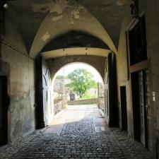 Rheinsteig Stage 7 -  Ehrenbreitstein Fortress - Passage