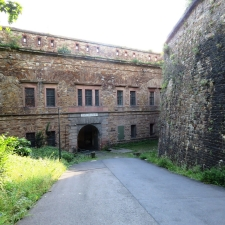 Rheinsteig Stage 7 -  Ehrenbreitstein Fortress - southern section