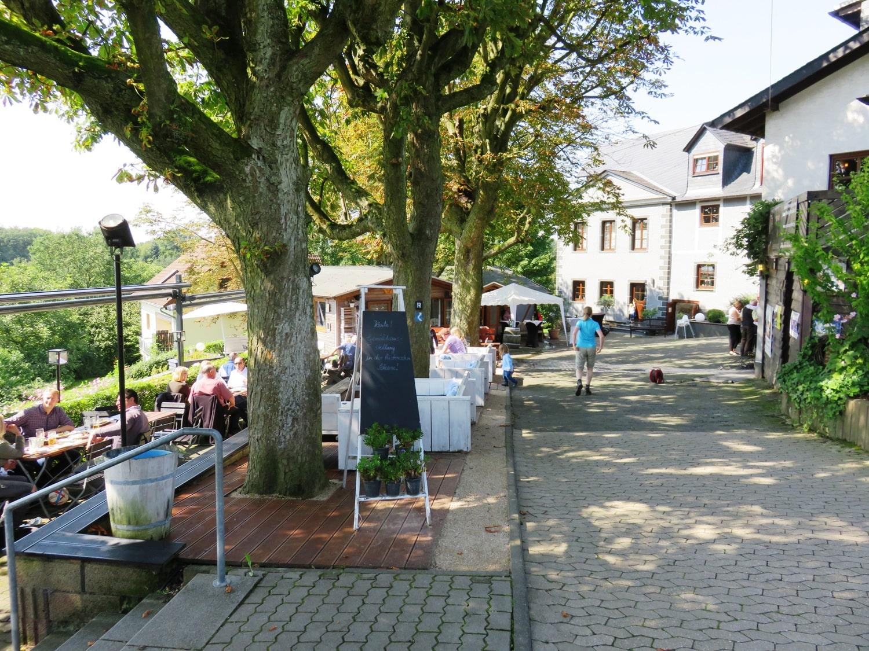 Rheinsteig Stage 7 - Restaurant Wüstenhof am Rheinsteig