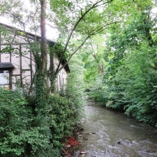 Rheinsteig Stage 7 - Sayner Barn at Saynbach