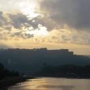 Rheinsteig-Day-8_fortress- ehrenbreitstein-sunrise